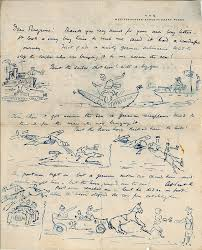 c buy college papers FAMU Online Archives Centre Image of the Month Churchill College Churchill College Letter from Jack Churchill c Peregrine Churchill Papers PCHL
