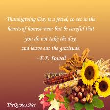 Thanksgiving Day Quotes For Friends. QuotesGram