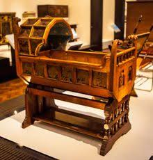 cradle was developed during the medieval times awesome medieval bedroom furniture 50