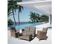 «<b>Комплекты</b> садовой <b>мебели Afina</b> Плетеный <b>комплект</b> для ...