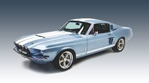 Revology Reimagines the 1967 Shelby <b>Mustang GT500</b> – Robb ...
