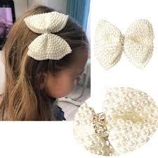 <b>ncmama</b> Hair Accessories <b>Hair Bows</b> for Girls Shiny Glitter Hair ...
