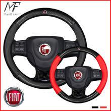 ManH FenT Fiat <b>кожаная оплетка руля</b> чехол на <b>руль</b> машины ...
