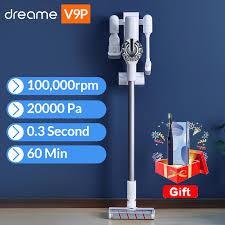 <b>Dreame V9P Handheld Wireless</b> Vacuum Cleaner <b>Portable</b> ...