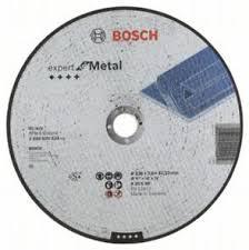 <b>Круг</b> отрезной по металлу <b>BOSCH Expert</b> 230 х 3 мм - купить в ...