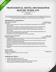 housekeeping and cleaning cover letter samples resume genius housekeeper resume professional sample resume for housekeeping supervisor