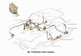 ford thunderbird wiring diagram vehiclepad ford thunderbird i am current troubleshooting power windows