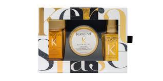 <b>Kerastase</b> Новогодний <b>набор Elixir Ultime</b> (Шампунь-ванна, Маска ...