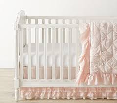 <b>Baby Girl Bedding</b> & <b>Crib Bedding</b> | Pottery Barn <b>Kids</b>