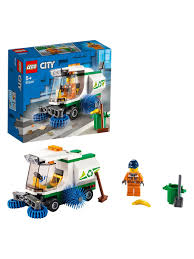 Конструктор LEGO City Great Vehicles 60249 <b>Машина для</b> ...