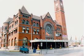 Indianapolis Union Railroad Station
