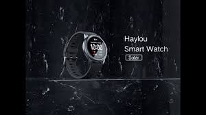 <b>Haylou</b> Solar LS05 Smart Watch-<b>Global Version</b> - YouTube