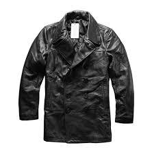 Read Description! Asian size mans genuine <b>cow leather winter</b> ...