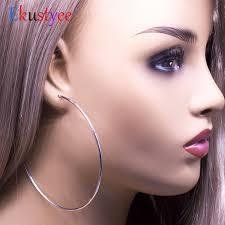 Online Shop Popular earring With rhinestone 25mm-65mm <b>Crystal</b> ...