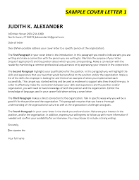 introductory cover letter examples cover letter examples  cover