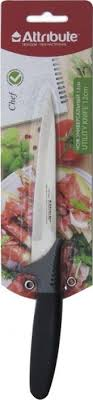 """<b>Нож универсальный</b> Attribute <b>Knife</b> """"Chef"""", длина лезвия <b>12 см</b> ..."""