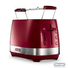 <b>Тостер DeLonghi CTLA 2103</b> R купить в интернет-магазине ...
