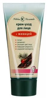 Невская Косметика <b>Крем</b>-<b>уход для лица</b> с живицей — купить по ...