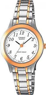 Наручные <b>часы Casio</b> Collection <b>LTP</b>-<b>1263PG</b>-<b>7B</b> — купить в ...
