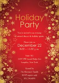 christmas party templates invitations  christmas holiday   holiday invitation templates