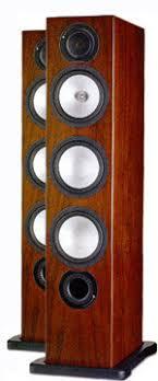 <b>Напольная акустика Monitor Audio</b> RX 8 Walnut - Акустические ...