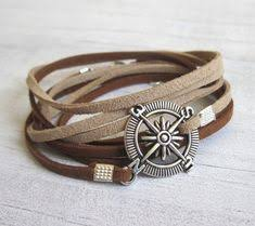 Men's Leather bracelet <b>4PCS</b>/<b>SET</b> in 2019 | Silk | Layered bracelets ...