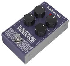 <b>TC Electronic Педаль</b> Thunderstorm Flanger — купить по выгодной ...