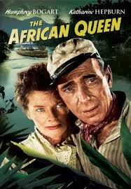 Image result for african queen movie poster