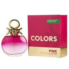 <b>Pink</b> United <b>Colors</b> of <b>Benetton</b> Fragrances for Women for sale | eBay