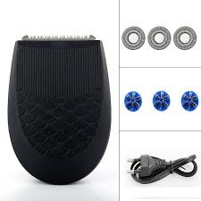 <b>Men Washable Rechargeable Electric</b> Shaver Daily Cleaning ...