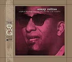 <b>Sonny Rollins</b> - Night At The Village Vanguard - Amazon.com Music