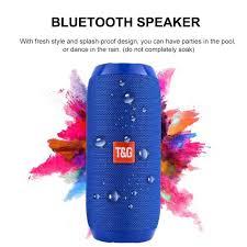 <b>TG Bluetooth</b> Speaker <b>Portable Outdoor</b> Sport Loudspeaker ...