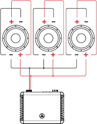 jl audio header support tutorials tutorial wiring dual 3 dvc drivers voice coils in parallel parallel