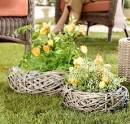 Поделки для садового участка своими руками
