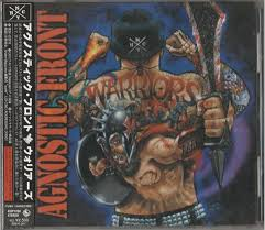 <b>Agnostic Front</b> - <b>Warriors</b> (CD, Album) | Discogs