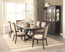 Formal Dining Room Equisite Formal Dining Room Sets With Buffet And Ceiling Light For