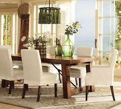 barn kitchen table classic dining table design with pottery barn benchwright kitchen table white dining room chair covers