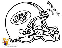 Small Picture Printable Coloring Pages Nfl Football Helmets Coloring Pages
