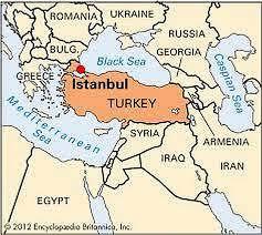 「現トルコ領イスタンブル」の画像検索結果