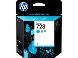 <b>HP 728</b> 40-ml <b>Cyan DesignJet</b> Ink Cartridge | <b>HP</b>® Africa