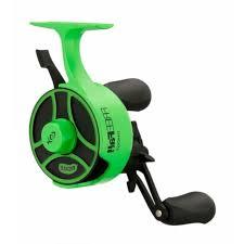 <b>Катушка 13 Fishing</b> Black Betty Ice Reel 2.5:1 LH Radioact зеленый