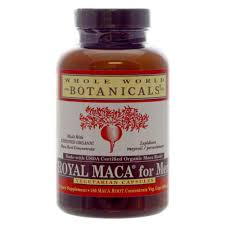 <b>Royal Maca for</b> Men | Whole World Botanicals