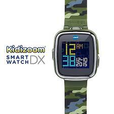 MOZOUZOU - <b>VTech Kidizoom Smartwatch DX</b> – Camouflage ...
