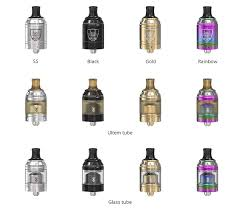<b>Berserker Mini</b> MTL RTA | <b>VANDY VAPE</b>® Full Steam Ahead