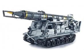 """<b>Конструктор XingBao</b> """"<b>Ракетная установка</b> 8U218"""" (1750 детали ..."""