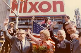 the first lady a nation never knew pat nixon in private taped at a nixon 1972 campaign rally on main street in flushing queens