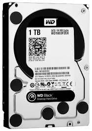 <b>Жесткий диск</b> Western Digital WD Black 1 TB (WD1003FZEX ...