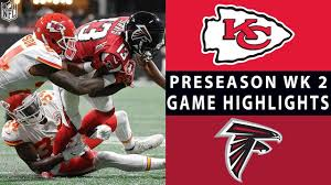 Chiefs vs. Falcons Highlights | NFL 2018 Preseason Week 2 ...