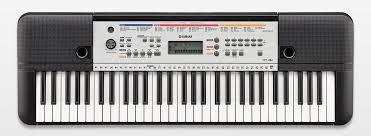 <b>YAMAHA YPT</b>-<b>260</b> и <b>YAMAHA</b> YPT-360 - портативные клавишные ...