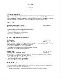 helpdesk résumé critique please resumes helpdesk résumé critique please